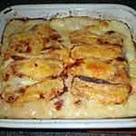 recette Gratin d endives au jambon et Maroilles