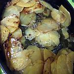 recette Côtés de porc en cocotte au four