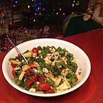 recette Salade festive