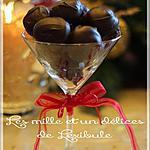 recette ~Boules aux biscuits Oréo~