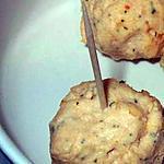 recette Boulettes apéritives au surimi
