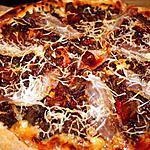 recette Pizza Cannibal pour les gourmands