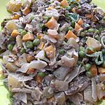 recette potage aux légumes