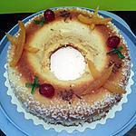 recette couronne de la reine choupette (hihi)