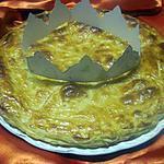 recette Galette des roi à la crème d'amandes.