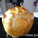 recette Pomme en croûte