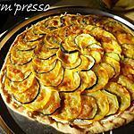 recette Pizza du soleil