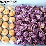 recette Myrtillons et Framboisy