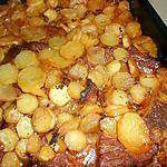 recette Tendron de veau aux pommes boulangéres