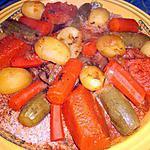 recette Couscous au blé complet
