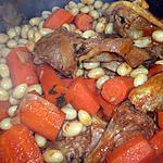 recette Ragoût de mouton et haricots blancs