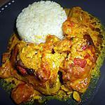 Poulet biryani (recette indienne)