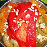 recette Poivrons 3 couleurs