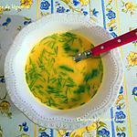 recette Potage de restes de légumes