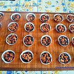 recette Nougat aux cacahuètes et au chocolat