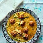 recette Chorba aux boulettes de viande