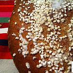 recette Brioche des rois au sucre Marie Pop a mis sa couronne !