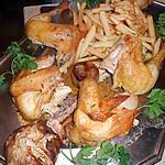 recette poulet en cocotte a l ail fumé