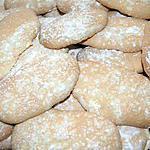 recette Biscuits cuillères