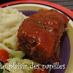 recette ~Pain de viande BBQ~