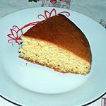 recette Gâteau à la goutte