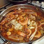 recette zuppa di pesce  d italmo