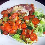 recette carottes a l étouffée de kapiluka  et mes croissants  jambon    fromage
