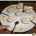 recette Délice aux champignons