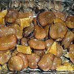 recette Fèves à la croque au sel