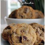 recette ~Biscuits à l'orange et aux brisures de chocolats~