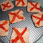 recette Rillette de thon