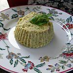 recette Flan de brocolis au bleu