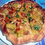 recette TORTA  DI  PATATE  (recette Sarde)