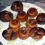 recette Muffins figues et confiture