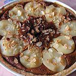 recette Tarte alsacienne aux poires