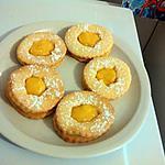 recette biscuit british citron