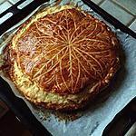 recette Galette des rois frangipane