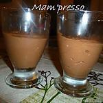 recette Mousse chocolat-mascarpone