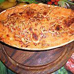 recette Parmentier de pommes de terre et carottes
