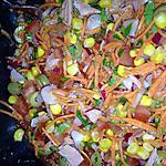 recette Salade composé