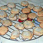 Biscuits amande et épices