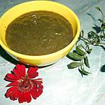recette Soupe aux feuilles de blette