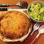 recette Tarte à la carotte