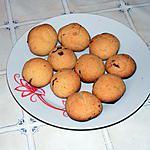 recette Boule sablée à la pâte de datte