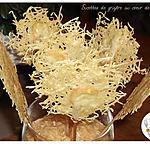 recette Les sucettes au gruyère au coeur de maroilles