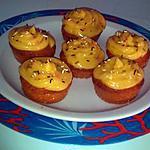 recette cupcakes hivernal clementine lemon curd