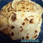 recette Naans ( pain indiens )