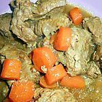 recette Sauté de veau