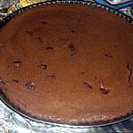 recette FLAN AU CHOCOLAT