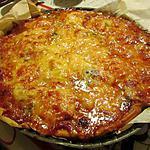 recette PIZZA AU 3 FROMAGES